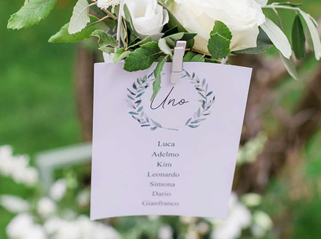 COUNTRY CHIC<span><strong> & GREENERY WEDDING</strong></span>